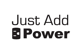 Just Add Power. Logo