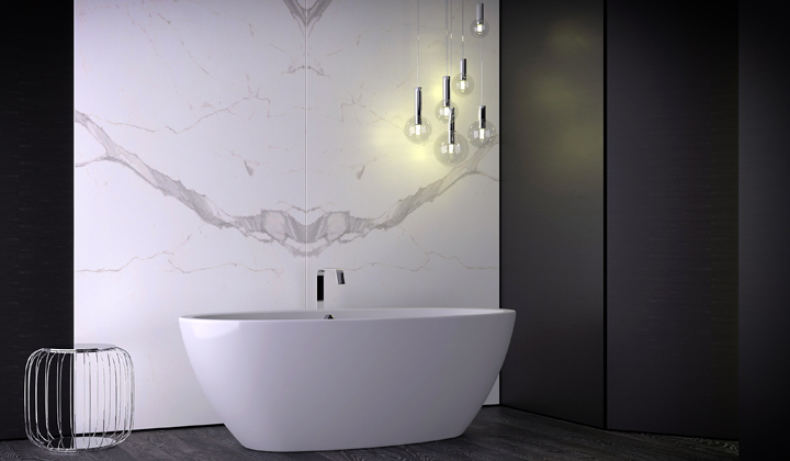 Free standing bath tub, everything for your bathroom at Canaroma