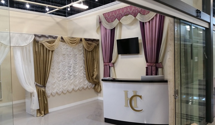 Elegant style Curtains , Concord