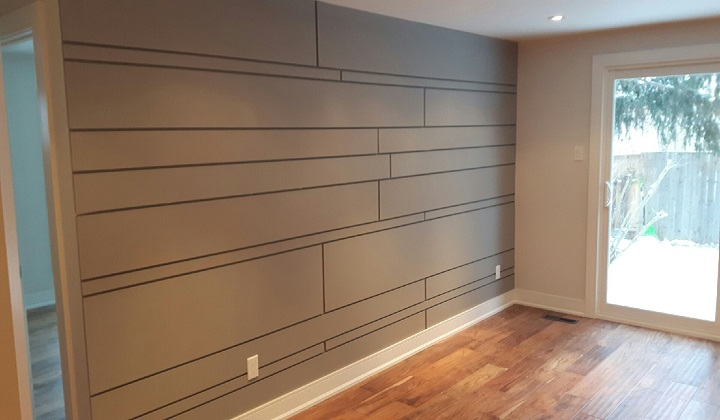 Wall Covering And Dry walling - Pyramid Home Improvement