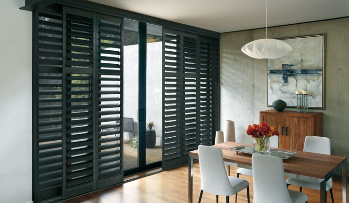 California style shutters Mississauga