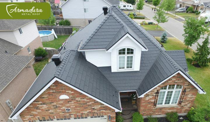 Residential Metal Roofing , Toronto