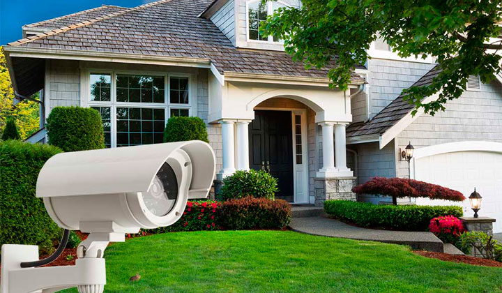 Keep an eye on your property on the go