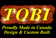 TOBI Kitchens. Logo