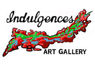 Indulgences Art Gallery Logo