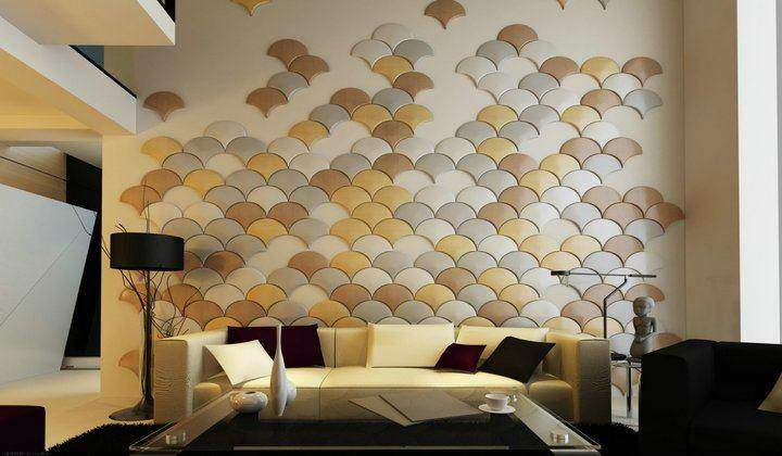 Unique design high quality wall coverings
