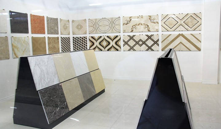Stone, marble and more at Zm Global showroom, Improve mall