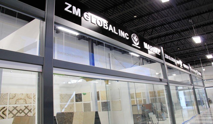 ZM Global showroom at Improve Mall