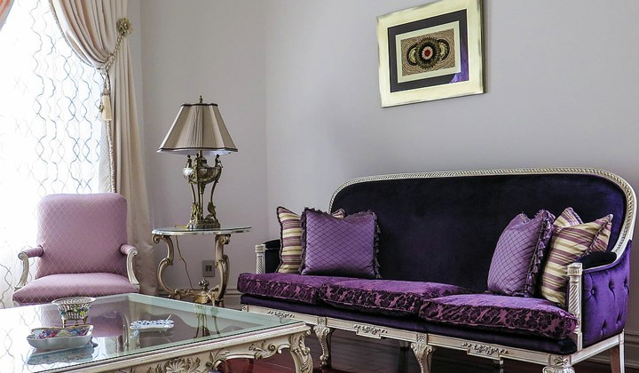 Violet palitra interior design by Azure Studio , Mississauga