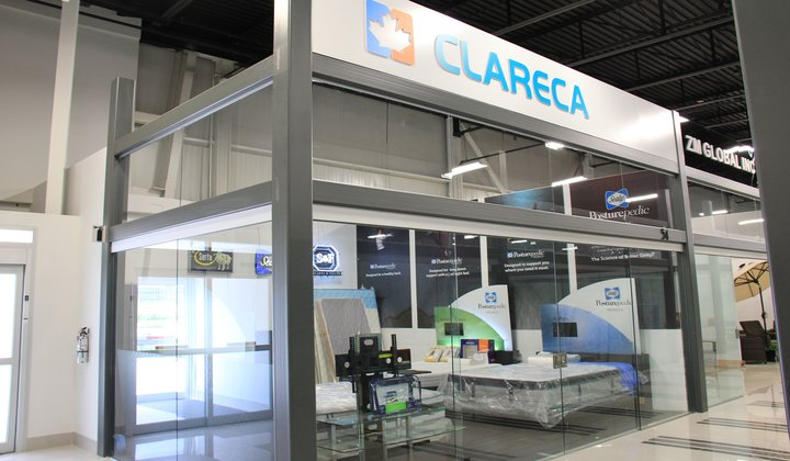 Clareca Furniture Logo