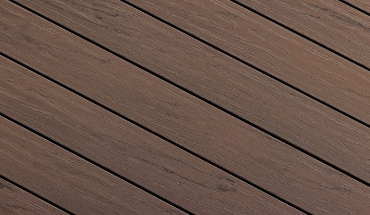 Ash Grey Composite Deck Colour