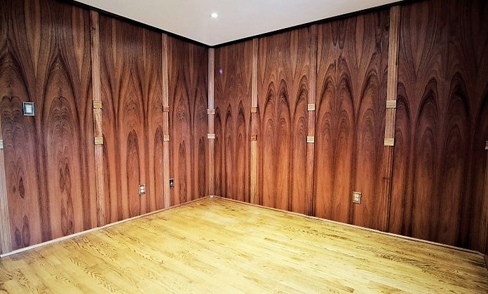 Custom wood wall panels