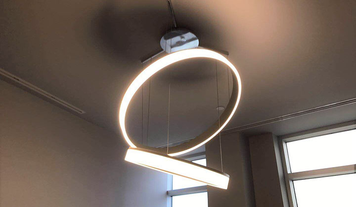 Chic, simple, modern designs at Tubicen Lighting