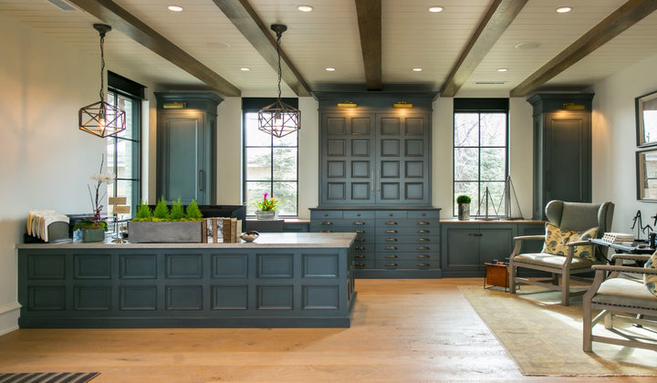Premium Cabinetry Design for luxury homes