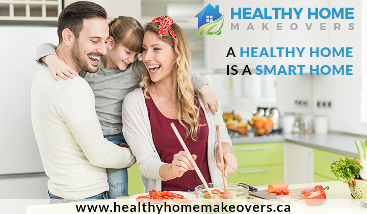 Healthy Home Makeovers Logo
