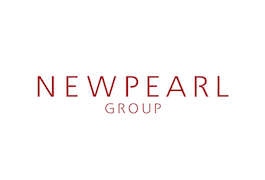 New Pearl Ceramics Group. Logo