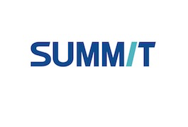 SUMMIT CERAMIC AND PORCELAIN. Logo