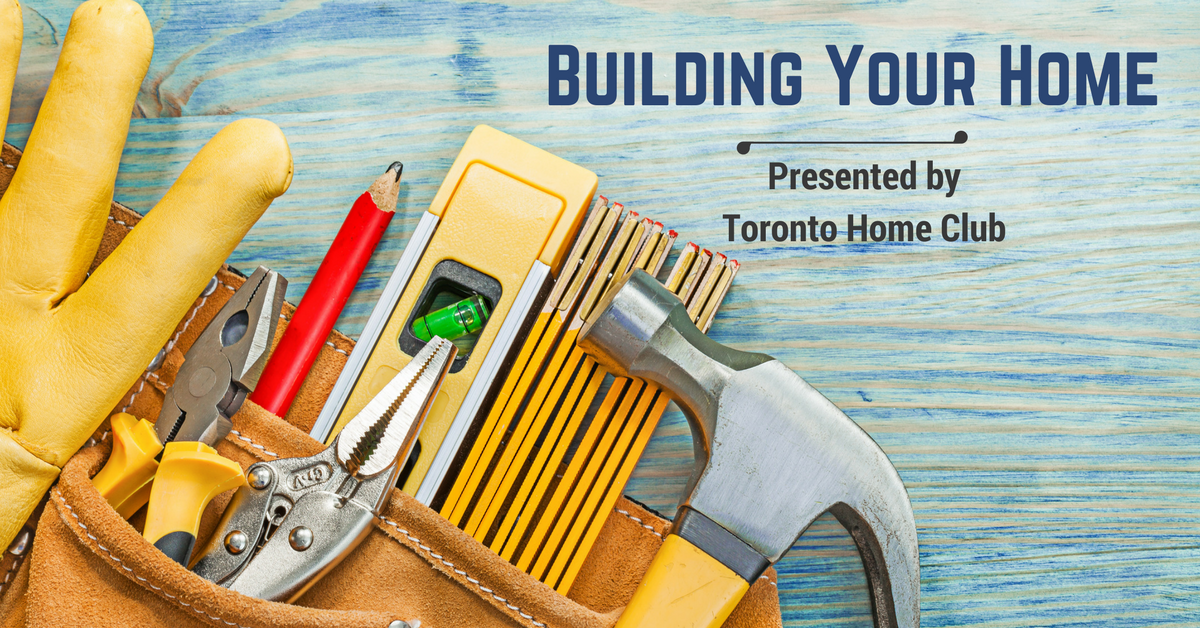 Building Your Home: It's Easier Than You Think