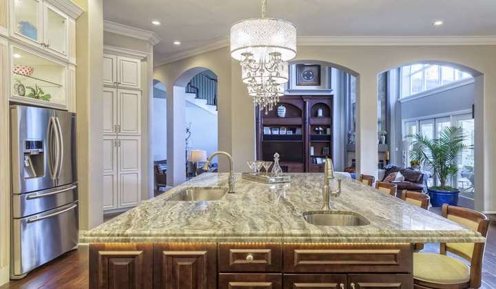 Modern and Classy Custom Kitchen by Star Woodworking