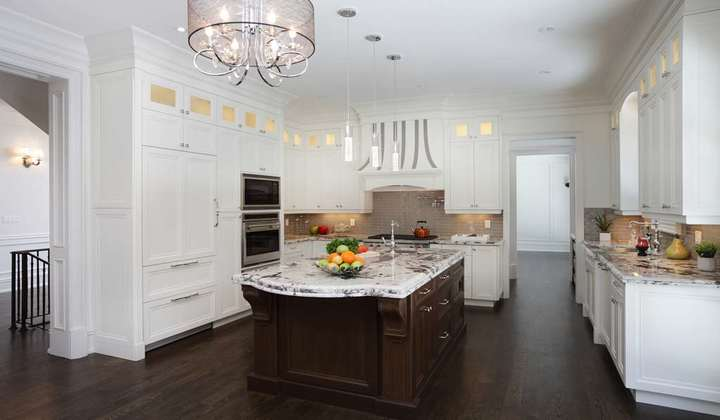 Classic Style Custom Kitchen by Star Woodworking
