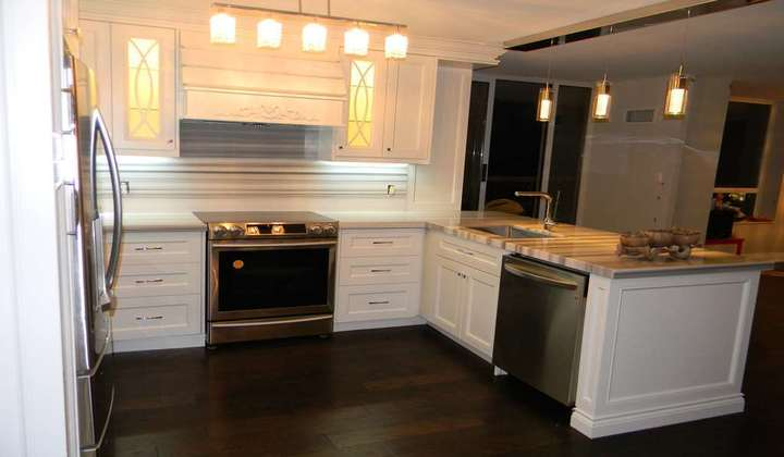 Custom Kitchen project by Star Woodworking