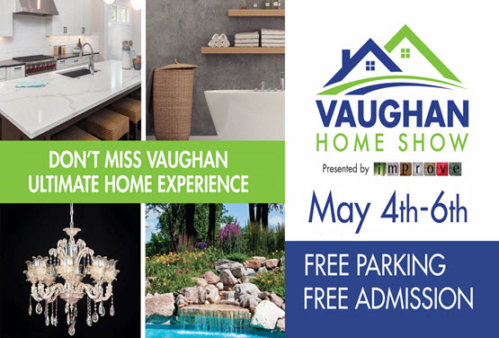 The Vaughan Home Show presented by Improve Canada