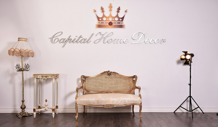 Capital Home Decor Logo