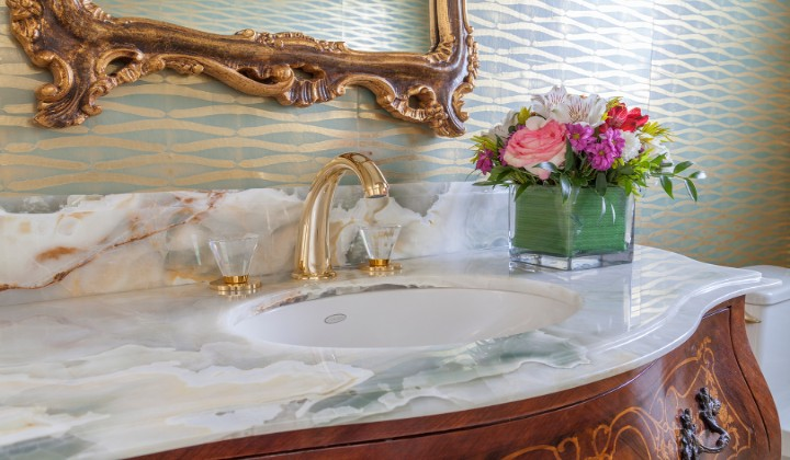 Bathroom design by Alexandra Naranjo Designs