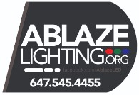 Ablaze Lighting Logo
