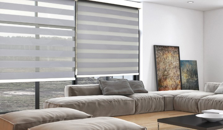 Window shades by V + Homes