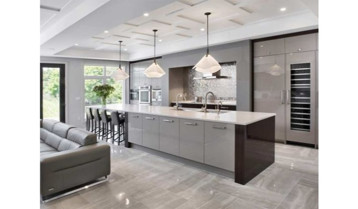 Kitchen Design and build by NK New Design