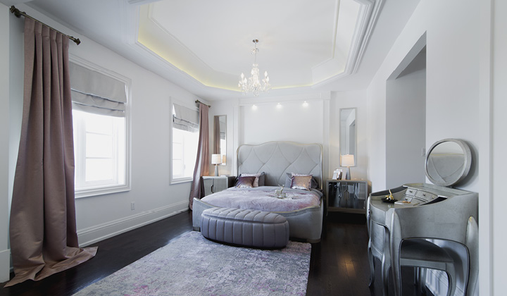 Master bedroom design by Masamodesign