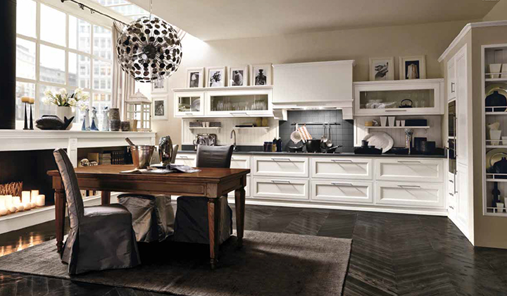 Beautiful Martini Mobili kitchen unit designs