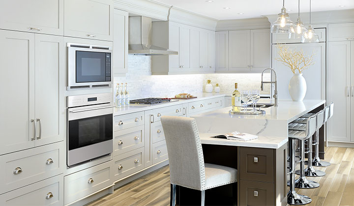 Transitional Kitchen Renovation, North York