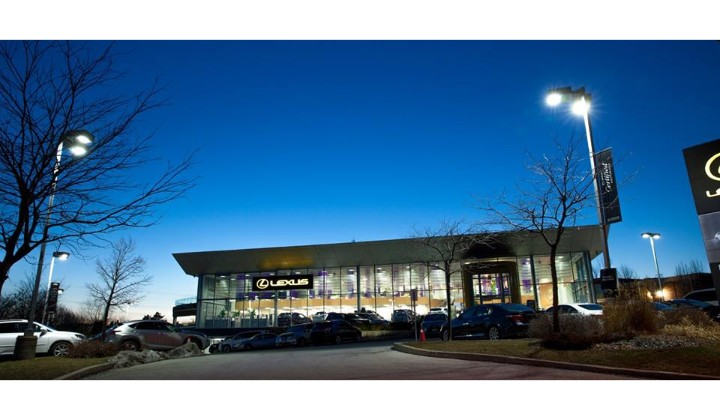 Commercial Lighting Solution by Diversa Energy