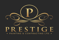 Prestige Painting & Contracting. Logo