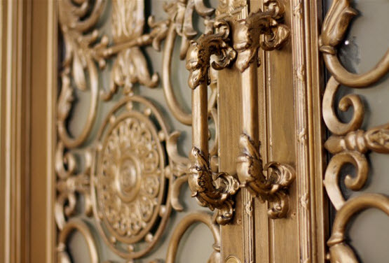 Exclusive and Luxurious Entrance Doors from Art Boulle