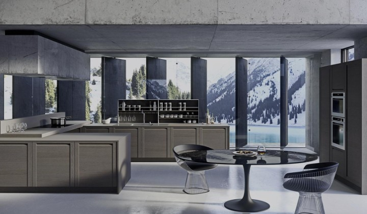 Unique Modern Kitchen by Copatlife