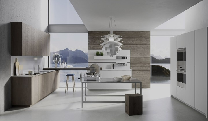 Block kitchen designs