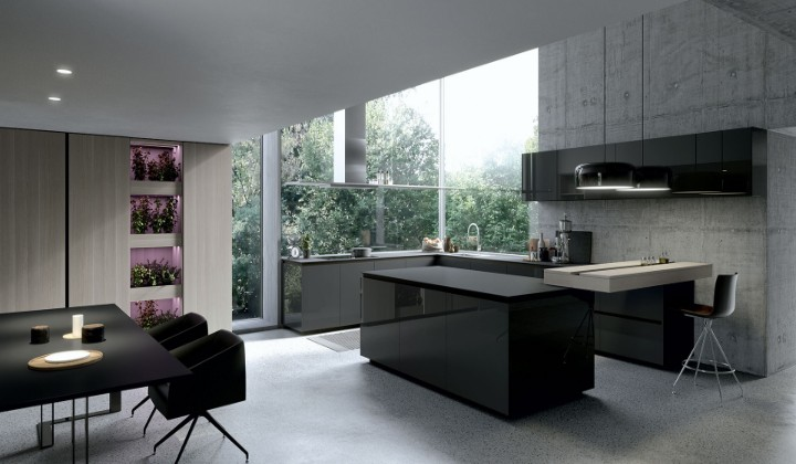 Modern Italian Kitchens by Copatlife
