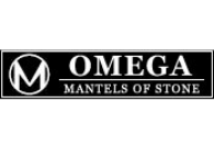 Omega Mantels of Stone Logo