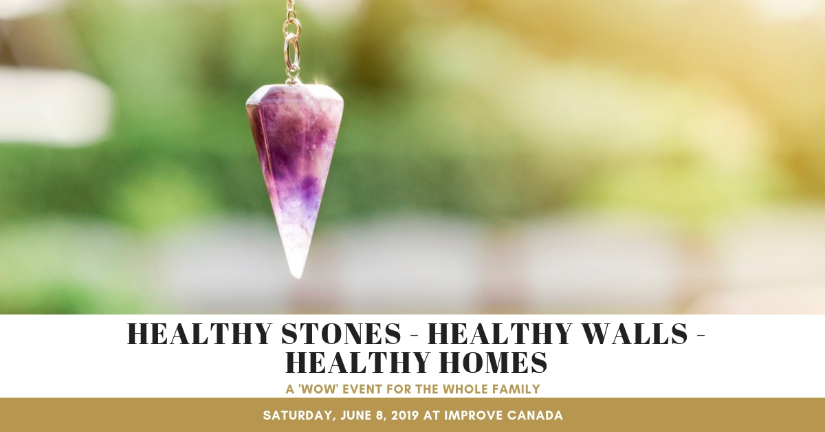 Healthy Stones - Healthy Walls - Healthy Homes