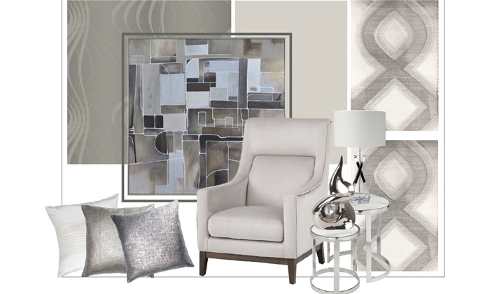 Living Room Concept, by The House of Interior Design, Vaughan