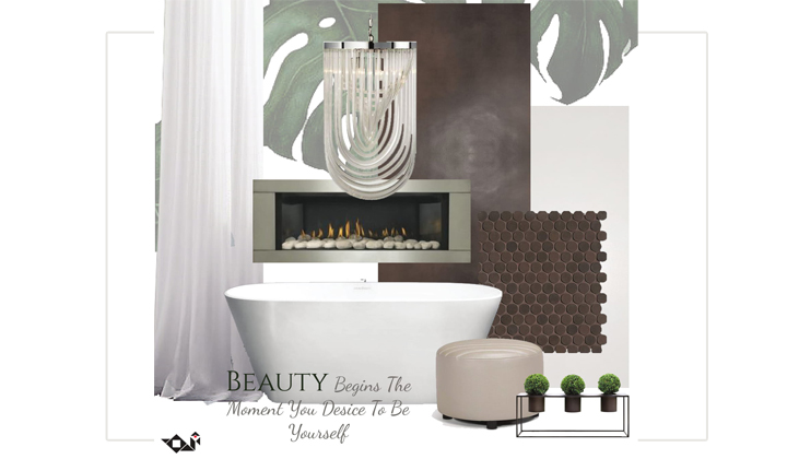 Bathroom Concept, by The House of Interior Design, Vaughan