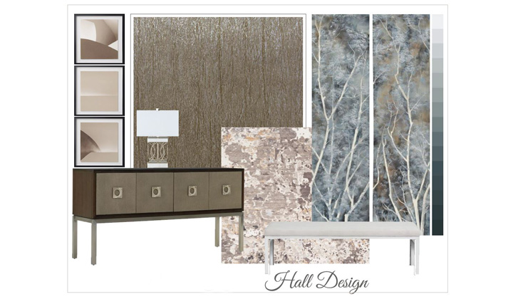 Entrance Concept, by The House of Interior Design, Vaughan