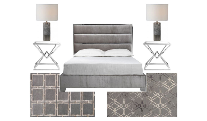 Bedroom Concept, by The House of Interior Design, Vaughan