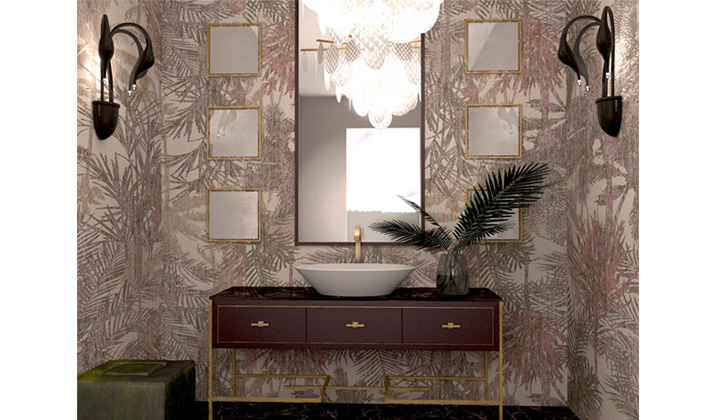 Bathroom design project, by The House of Interior Design, Vaughan