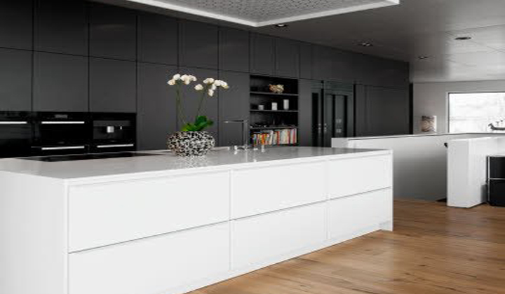 Poggenpohl kitchens, the oldest German kitchen brand represented by GT Kitchen & Bath in Toronto.