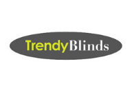 Trendy Blinds & Drapery Logo