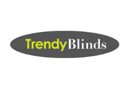 Trendy Blinds. Logo
